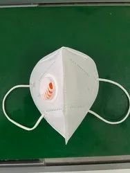 N-95 Foldable Disposable Mask With Respirator