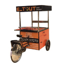 Push Cart Eat-out Food Cart ()