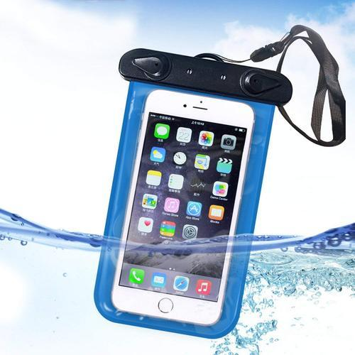 reputable site 157be fa181 Waterproof Case Pouch Cell Phone
