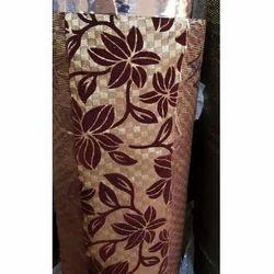 Designer Flock Fabric