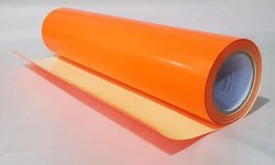 PU Plain Heat Transfer Film, Packaging Type: Roll