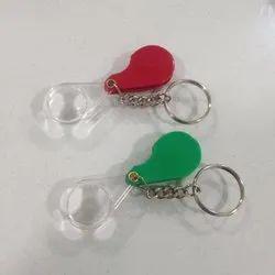 Key Chain Magnifier