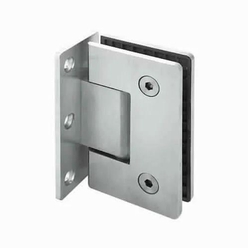 Stainless Steel Glass Shower Door Hinge Rs 900 Piece Modi Glazing