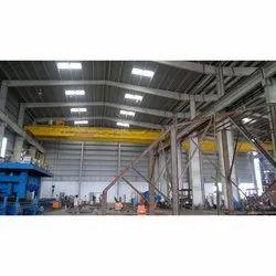 50 Ton EOT Crane