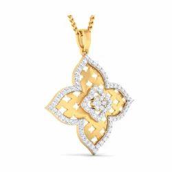 Diamond Gold Pendents