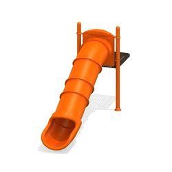 Playground Tube Slide