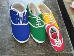 Daily Wear Canvas House Color Shoes