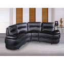 Black Luxury Design Sofa