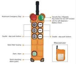 F24-6D  Radio Remote Control System