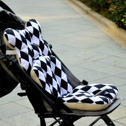Baby Stroller Seat Cushion Seat Pad