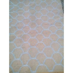 Cotton Assorted Metallic Dhurry, Size: Rectangle