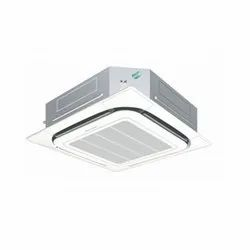 0.8 Fxfq25svm Round Flow Type Ceiling Mounted Cassette, Size/Dimension: 246 X 840 X 840 Mm, Cooling Capacity: 9, 600 Btu/H