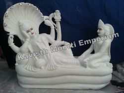 Marble Sheshsaiya Statue