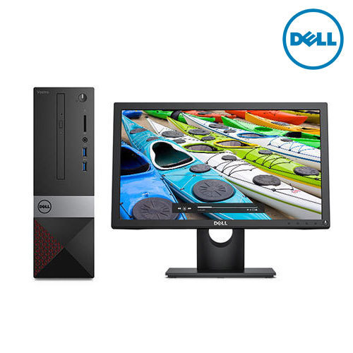 Windows 10 Home Single Language Dell Vostro 3668 Desktop, Memory Size (RAM): 4GB