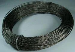 Tungsten Twisted Wire