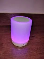 Touch smart led lamp with bluetooth speaker