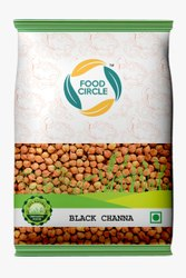 Food Circle Black Channa, Packaging Type: Packet, Packaging Size: 1 Kg