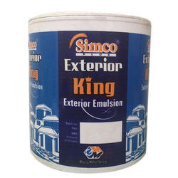 Simco Plus Simco Exterior Emulsion Paint, Packaging Type: Bucket