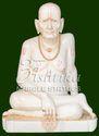 Marble Swami Samarth Akkalkot Murti