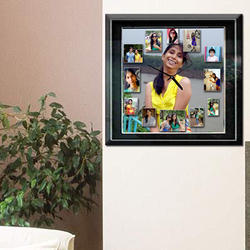 Personalized Square Wall Clock