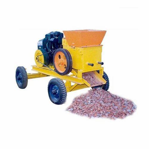 Waste Bricks Crusher Machine