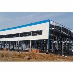 Fabrication Structure Shed