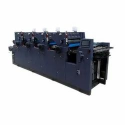 Four Colour Offset Printing Machine