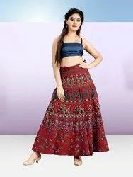Pr Fashion Launched Beautiful Wrap Around Skirt