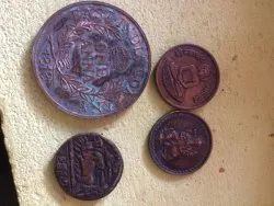 Old Coin 1818 Indian Coins