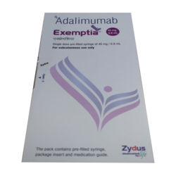 Exemptia 40mg Injection
