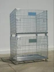 Stainless Steel Stackable Container