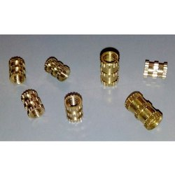 Brass Knurling Insert