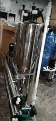 Semi stainless steel ro plant