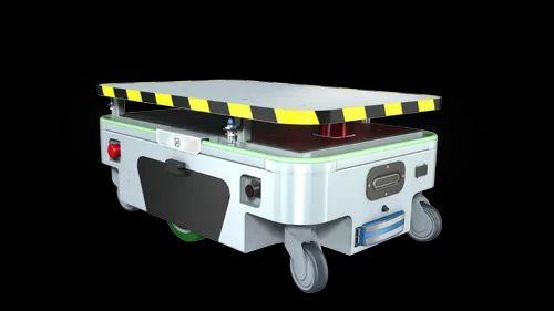Autonomous Mobile Robot(AMIR 100), Agv Vehicle, Automatic Guided Vehicles,  Agv System, ऑटोमैटिक गाइडेड वाईकल, स्वचालित निर्देशित वाहन in Sector 34,  Gurgaon , The Hi-tech Robotic Systemz Limited   ID: 20888176255