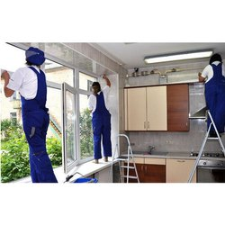 Residential Offline Home Cleaning Service, In Client Side