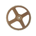 86 T 34 Pitch Chain Wheel