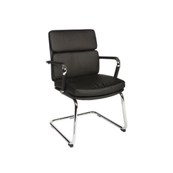 Visitor Exclusive Black Chair