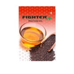 Fighter SATURATED Mustard Oil, Packaging Size: Custom