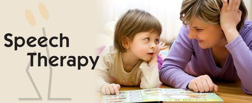 Speech therapy services