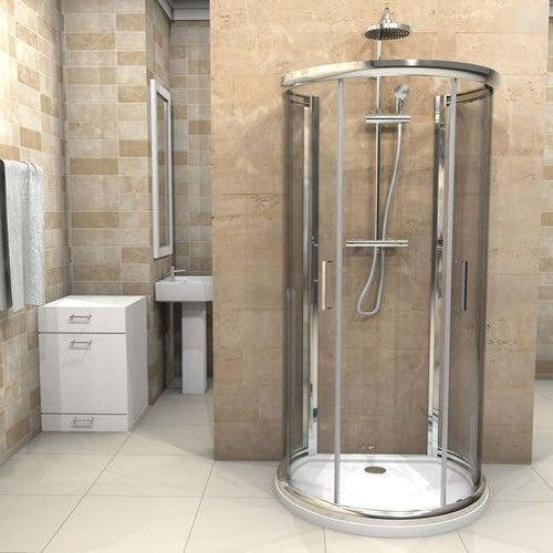 d shaped shower enclosure view specifications details of glass rh indiamart com