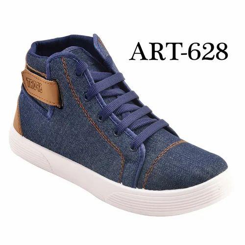 Sporter Men Blue-628 Designer Casual
