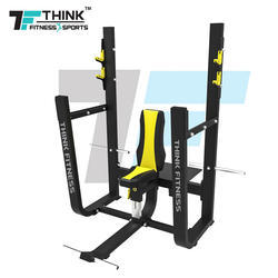 Olympic Seated Bench Gym Machine