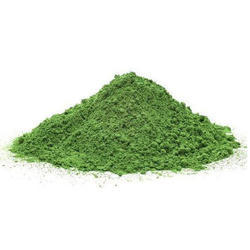 Green Satin Holi Color