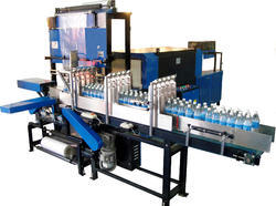 Packaged Water Shrink Wrap Equipment