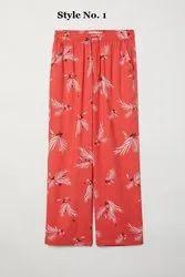 Women Surplus Original Printed Pyjama