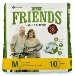 Friends Adult Diaper Medium size