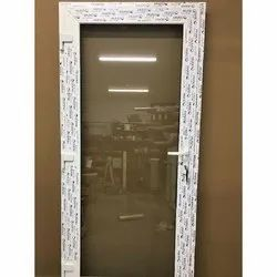 Hinged PVC Glass Door, for Home, Exterior