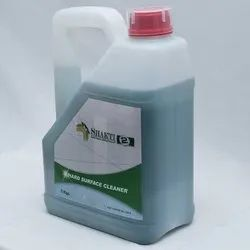 5 Kg Shakti Surface Cleaner, Packaging Type: Can