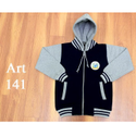 Poly Cotton School Uniform Fleece Jacket