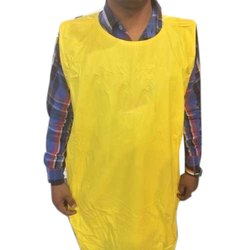 PVC Plain Farmers Spray Apron, For Agriculture, Size: Free Size